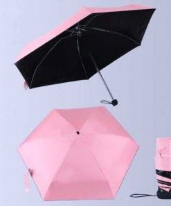 Portable Mini-Pocket Umbrella