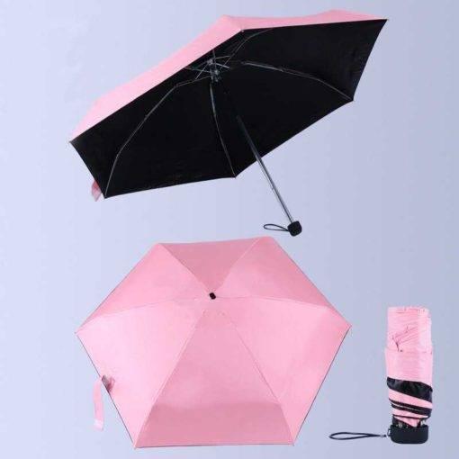 Portable Mini-Pocket Umbrella