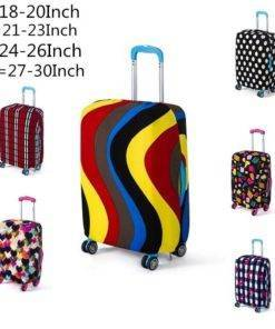 Luggage Dust Cover Travel Essentials