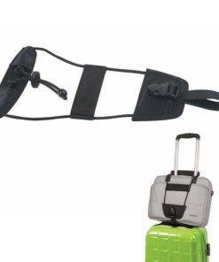 Elastic Luggage Strap for Travel Bag Travel Essentials