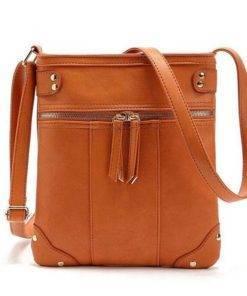 Women's cross body messenger bag