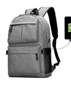 Anti-theft Casual Backpack