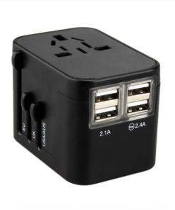 All-in-One Travel Adapter Travel Essentials