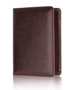 Passport Holder Travel Essentials Travel Packing Organizers