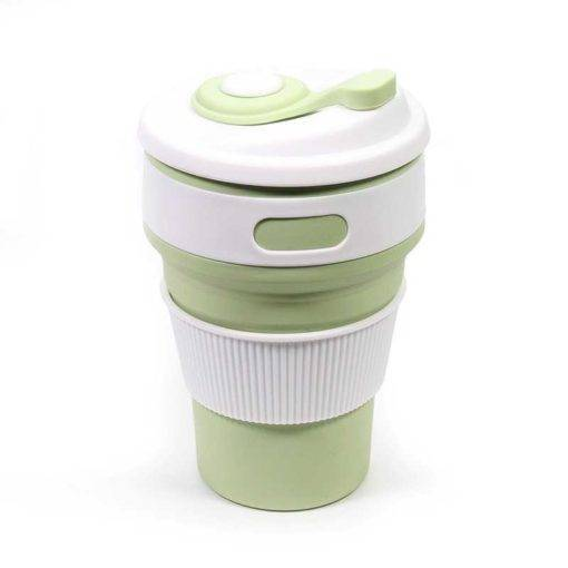 Collapsible Travel Silicone Cup