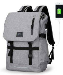 Large Capacity USB Travel Backpack Travel Bags & Backpacks