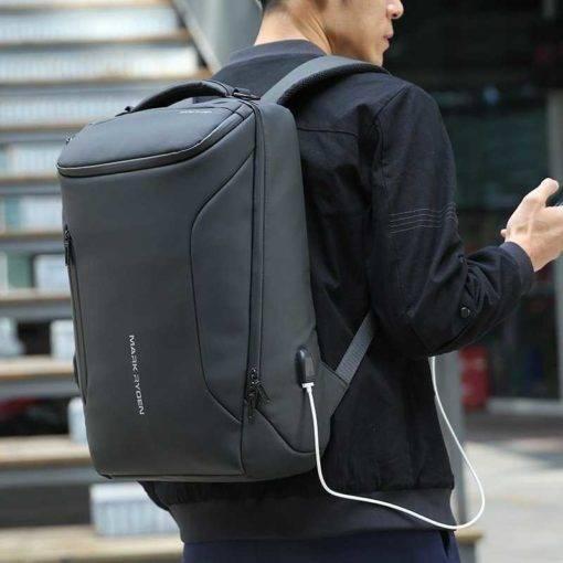 2019 New Anti-theft Men Backpack Travel Bags & Backpacks