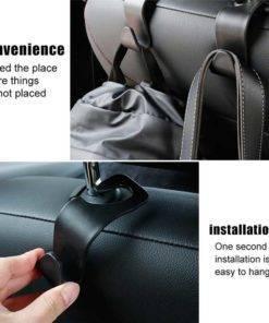 Universal Car Back Seat Hook Car Accessories