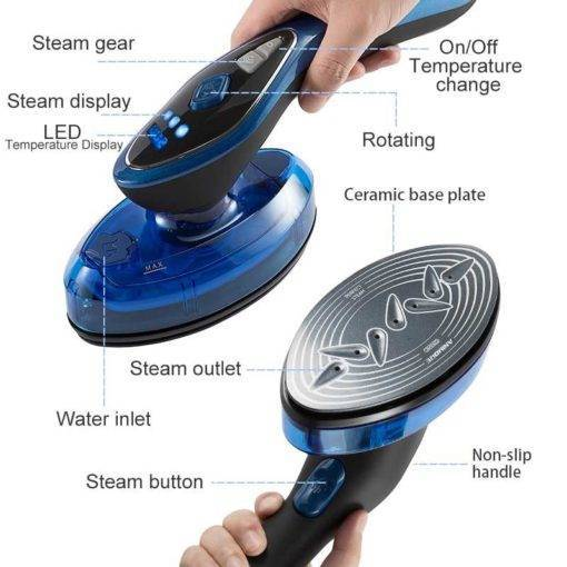 Portable Travel Steamer Travel Essentials
