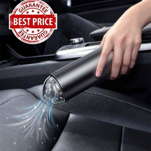 Portable Wireless Handheld Auto Vacuum Cleaner Car Accessories